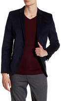 Zadig & Voltaire Version Velours Corduroy Sleek Blazer