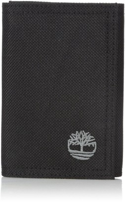 Timberland Mens Trifold Nylon Wallet