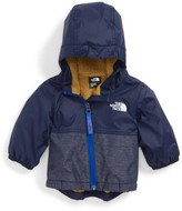 The North Face Infant Boy's Warm Storm Hooded Waterproof Jacket