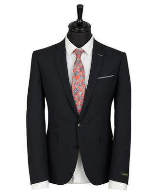 Remus Uomo Luca Mix And Match Jacket Colour: BLACK, Size: 44L