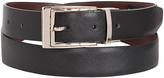 Oxford Archer Leather Reversible Belt