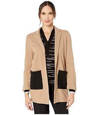 Nic+Zoe Women's Plus Size Pocket Blazer