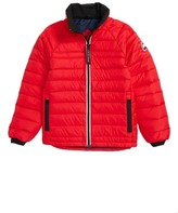 Canada Goose Kid's Canda Goose Sherwood Hooded Packable Down Jacket