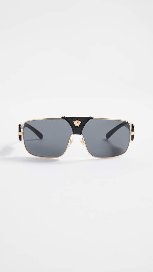15aaf8861 Wide Arm Sunglasses - ShopStyle