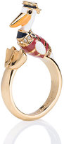 Kate Spade Taking flight pelican ring