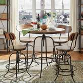 HomeVance Sorenson Counter Height Adjustable Dining Table 5-piece Set