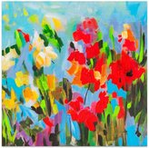 United Artworks Field Song Canvas