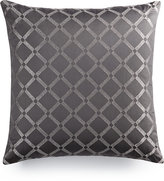 "Hotel Collection Modern Airbrush Geo 22"" Square Decorative Pillow"