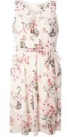 Dorothy Perkins Womens **Billie & Blossom Petite Pink Butterfly Dress- Pink