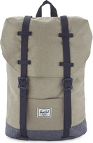 Herschel Retreat canvas backpack