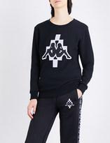 Marcelo Burlon County of Milan Kappa jersey sweatshirt