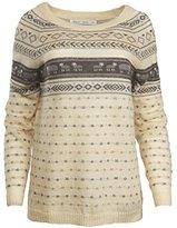 Woolrich Women's Mohair Fairisle Ii Sweater