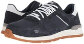 Caterpillar Woodward Steel Toe (Blue Nights) Men's Lace up casual Shoes