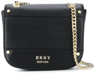 DKNY Thelma leather crossbody bag