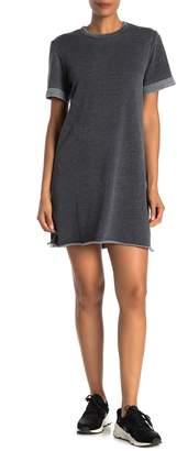 Alternative Teka Short Sleeve Sweatshirt Dress