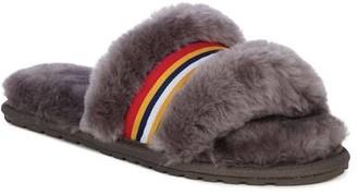 Emu Wrenlette Sheepskin Slipper Charcoal - 4
