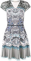 Mary Katrantzou Sublimated dress