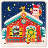 Janod Christmas Eve Puzzle