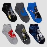 Star Wars Boys' Casual Socks - Multi-Colored
