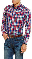 Daniel Cremieux Signature Non-Iron Check Long-Sleeve Shirt