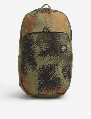 Herschel Mammoth large recycled polyester backpack
