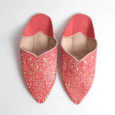 Bohemia Moroccan Decorative Babouche Slippers