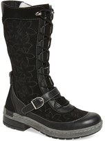 Jambu Women's 'Hawthorn' Embroidered Mid-Calf Water-Resistant Boot