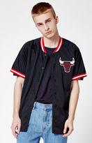 Mitchell & Ness Chicago Bulls NBA Button Up Jersey