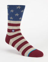 Stance The Fourth Mens Crew Socks