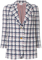 Thom Browne checked jacket
