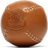 Ghurka Leather Decorative Baseball