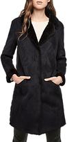 Gerard Darel Grevin Coat, Black