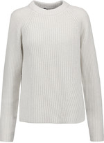 Proenza Schouler Oversized cotton, cashmere and wool-blend sweater