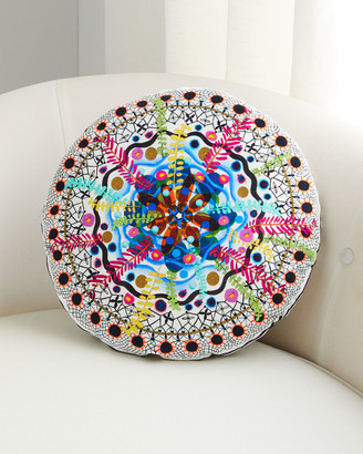 Christian Lacroix Rosetta Multicolored Pillow