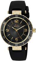 Seapro Women's SP6412 Seductive Analog Display Swiss Quartz Black Watch
