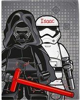 Personalized Disney Lego Star Wars Darth Vader & Stormtrooper Super Soft Large Fleece Blanket