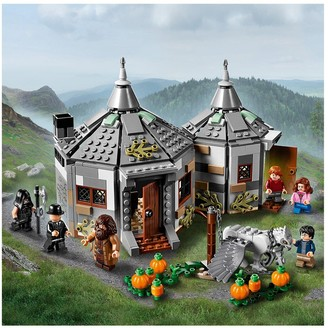 Lego 75947 Hagrids Hut Hippogriff Rescue Set