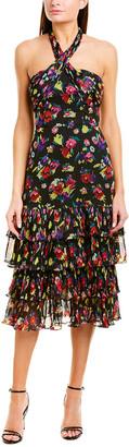 La Maison Talulah Imperial Mini Dress