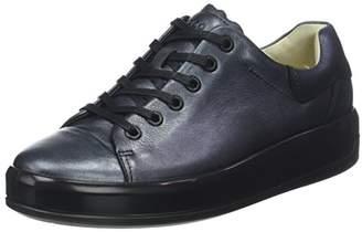 Ecco Women's Soft 9 Low-Top Sneakers, (Black 11001)