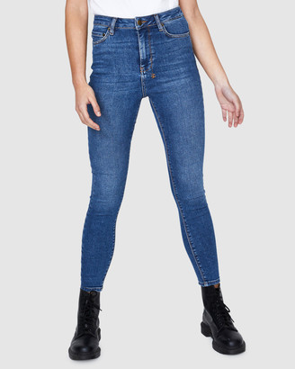 Ksubi Hi N Wasted Jeans
