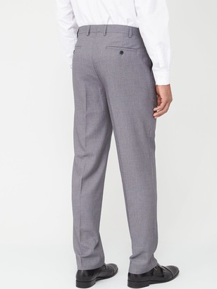Skopes Tailored Harcourt Trousers - Silver