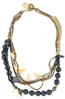 Lizzie Fortunato Multi Strand Necklace