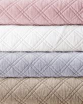 Horchow Pom Pom at Home Brussels Quilted Velvet Bedding