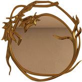 Houseology Adonis Pauli Nature's Kiss Mirror - Metallic Silver