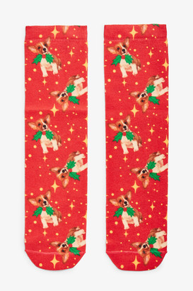 Monki Printed socks