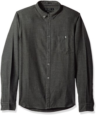 French Connection Men's Classic Flannel