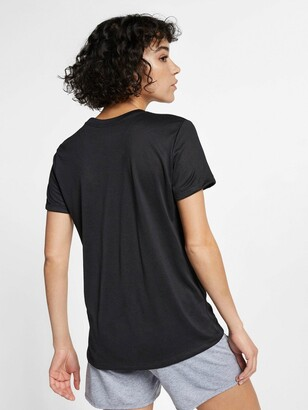 Nike Training Dry T-Shirt - Black