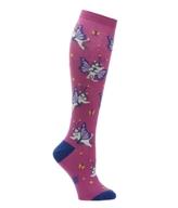 Sock It To Me Catterfly Womens Knee Socks