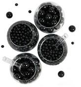 BuySeasons Black Sixlet & Gumball Candy Pack