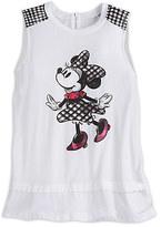 Disney Minnie Mouse Sleeveless Fashion Tee for Women
